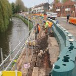 EA Jackson Civils Flood Barrier