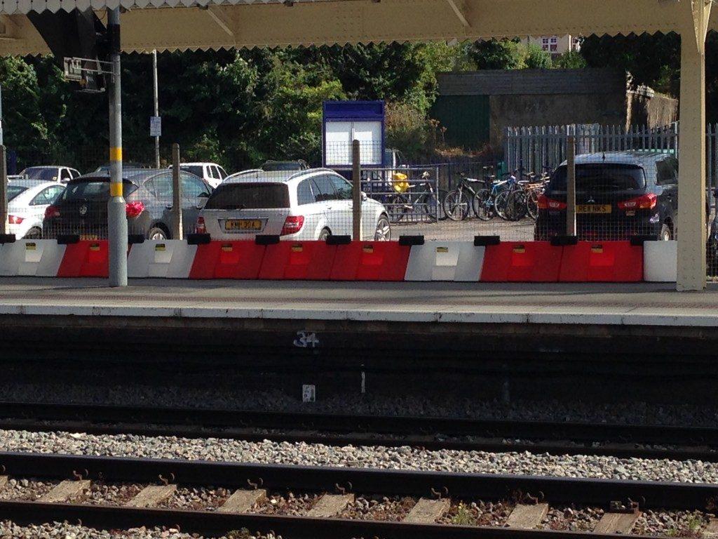 Newbury Park Train Car Park